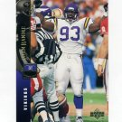 1994 Upper Deck Football #317 John Randle - Minnesota Vikings