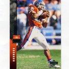 1994 Upper Deck Football #248 Glyn Milburn - Denver Broncos