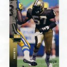 1994 Upper Deck Football #139 Rickey Jackson - New Orleans Saints