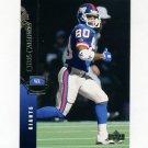 1994 Upper Deck Football #100 Chris Calloway - New York Giants