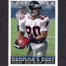 1993 Upper Deck Football #440 Andre Rison - Atlanta Falcons