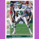 1993 Upper Deck Football #182 Seth Joyner - Philadelphia Eagles