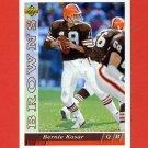 1993 Upper Deck Football #155 Bernie Kosar - Cleveland Browns
