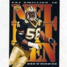 1993 Upper Deck Football #061 Pat Swilling - New Orleans Saints
