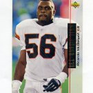 1993 Upper Deck Football #046 Ricardo McDonald - Cincinnati Bengals