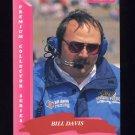 1993 Traks Racing #097 Bill Davis