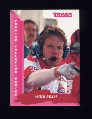 1993 Traks Racing #011 Mike Beam