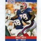 1990 Pro Set Football #443 Bruce Smith - Buffalo Bills