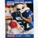 1990 Pro Set Football #414 Luis Sharpe - Phoenix Cardinals