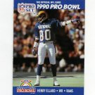 1990 Pro Set Football #388 Henry Ellard - Los Angeles Rams
