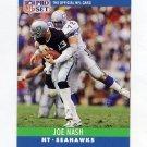 1990 Pro Set Football #304 Joe Nash - Seattle Seahawks