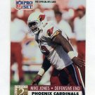 1991 Pro Set Football #761 Mike Jones RC - Phoenix Cardinals