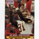1991 Pro Set Football #682 Art Monk - Washington Redskins