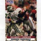 1991 Pro Set Football #622 Ken Harvey - Phoenix Cardinals