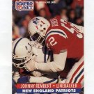 1991 Pro Set Football #583 Johnny Rembert - New England Patriots
