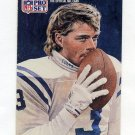 1991 Pro Set Football #428 Rohn Stark - Indianapolis Colts