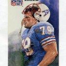 1991 Pro Set Football #419 Ray Childress - Houston Oilers
