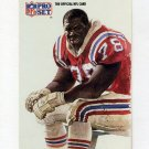 1991 Pro Set Football #409 Bruce Armstrong - New England Patriots
