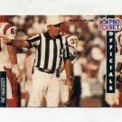 1991 Pro Set Football #361 Pat Haggerty OFF