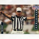 1991 Pro Set Football #359 Tom Dooley OFF