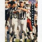 1991 Pro Set Football #358 Red Cashion OFF