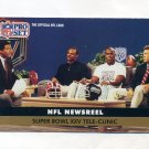 1991 Pro Set Football #349 Super Bowl XXV
