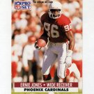 1991 Pro Set Football #263 Ernie Jones - Phoenix Cardinals