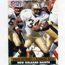 1991 Pro Set Football #236 Craig Heyward - New Orleans Saints