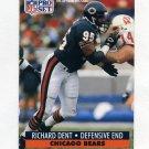 1991 Pro Set Football #103 Richard Dent - Chicago Bears