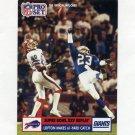 1991 Pro Set Football #046A James Lofton - Buffalo Bills