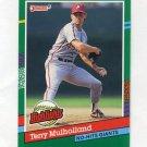 1991 Donruss Baseball Bonus Cards #BC14 Terry Mulholland - Philadelphia Phillies