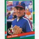 1991 Donruss Baseball #737 Joe Grahe RC - California Angels