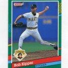 1991 Donruss Baseball #720 Bob Kipper - Pittsburgh Pirates