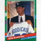 1991 Donruss Baseball #680 Mike Boddicker - Kansas City Royals