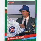 1991 Donruss Baseball #678 Danny Jackson - Chicago Cubs
