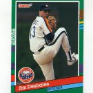 1991 Donruss Baseball #652 Jim Deshaies - Houston Astros
