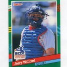 1991 Donruss Baseball #634 Jerry Willard - Chicago White Sox