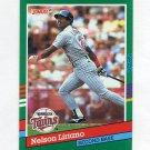 1991 Donruss Baseball #603 Nelson Liriano - Minnesota Twins