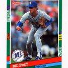 1991 Donruss Baseball #564 Bill Swift - Seattle Mariners