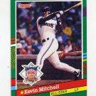 1991 Donruss Baseball #438 Kevin Mitchell AS - San Francisco Giants