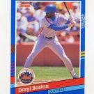 1991 Donruss Baseball #210 Daryl Boston - New York Mets