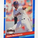 1991 Donruss Baseball #207 Steve Bedrosian - San Francisco Giants