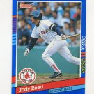 1991 Donruss Baseball #123 Jody Reed - Boston Red Sox