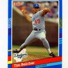 1991 Donruss Baseball #070 Tim Belcher - Los Angeles Dodgers