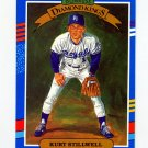 1991 Donruss Baseball #024 Kurt Stillwell DK - Kansas City Royals
