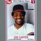 1990 Post Baseball #30 Joe Carter - Cleveland Indians