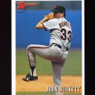 1993 Bowman Baseball #520 John Burkett - San Francisco Giants