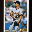 1993 Bowman Baseball #458 Paul Wagner - Pittsburgh Pirates