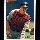 1993 Bowman Baseball #220 Tom Pagnozzi - St. Louis Cardinals