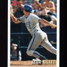 1993 Bowman Baseball #209 Keith Miller - Kansas City Royals